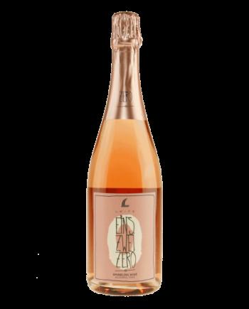 Rosé på flaske