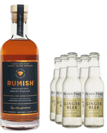 Rom og ginger beer