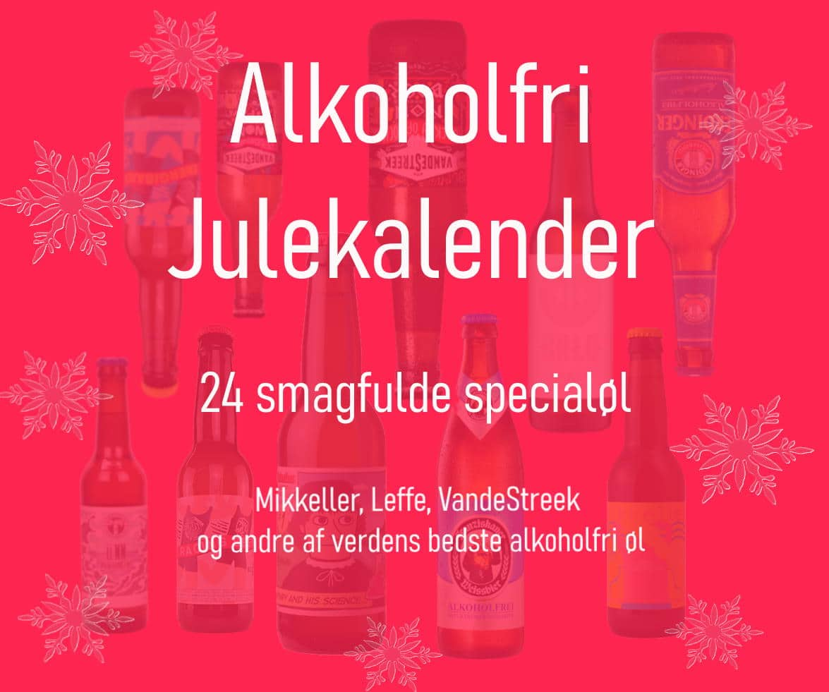 Alkoholfri julekalender